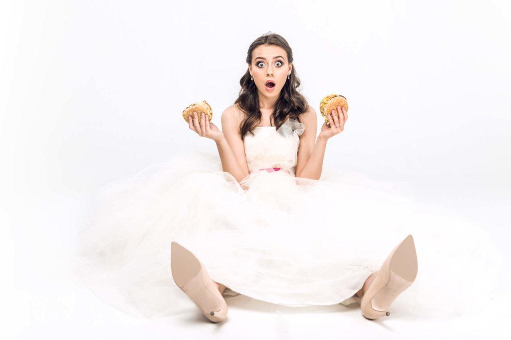 Hochzeit - Jetzt Bei McDonalds