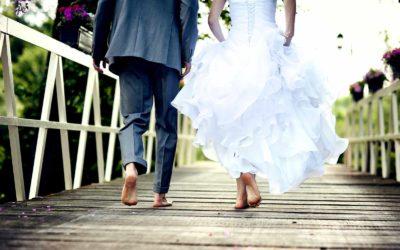 Nachhaltige Tischdekoration für deine Hochzeit