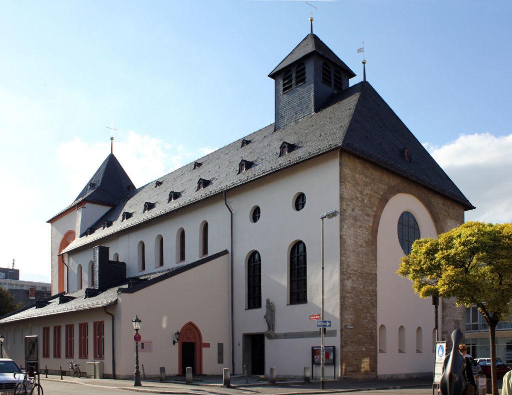 zweitälteste Kirche in Deutschland - St Johannis