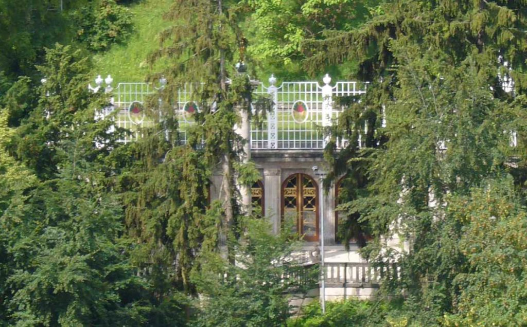 heiraten in Stuttgart - Standesamt im Weißenburgpark