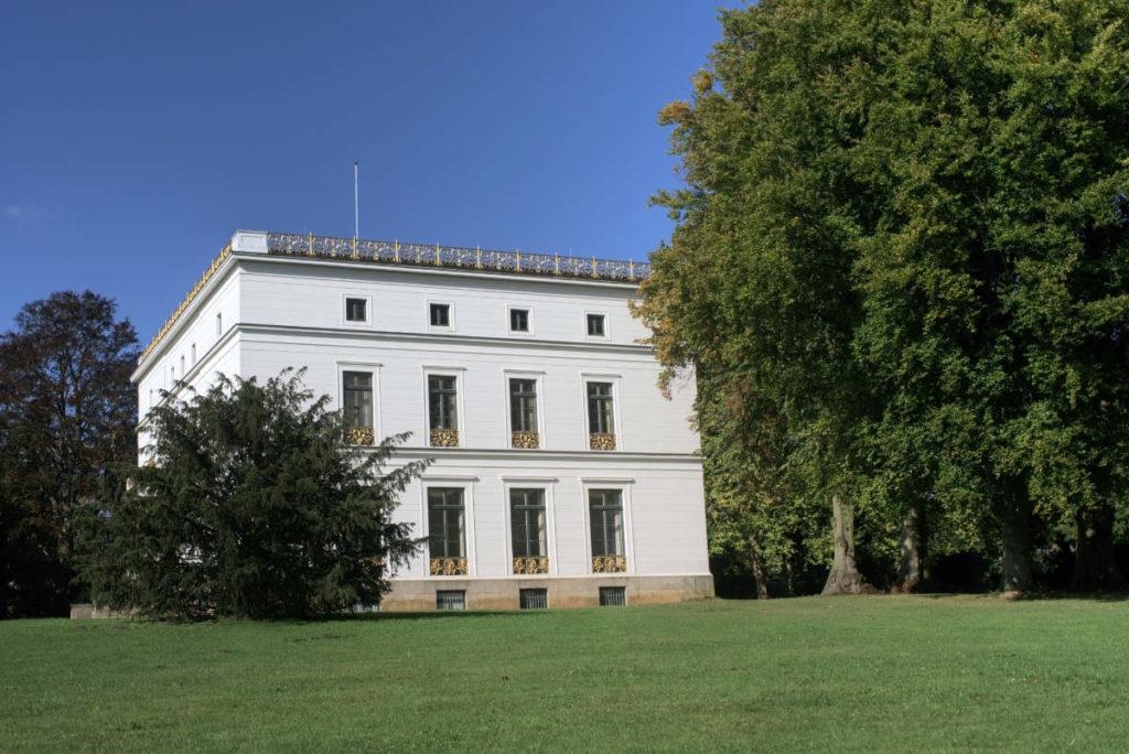 Jenisch Haus in Hamburg - Heiraten im Park
