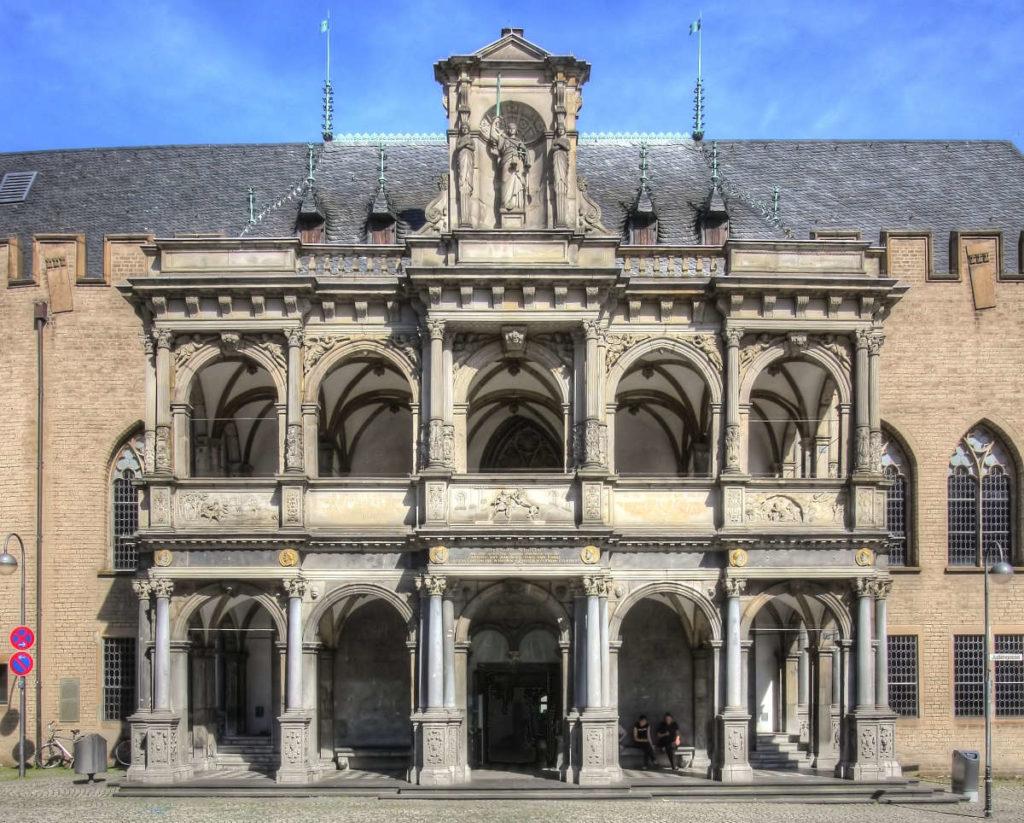 heiraten in Köln im alten Rathaus