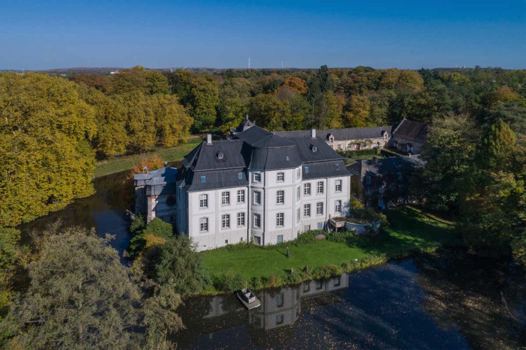 Die perfekte Hochzeitslocation, Schloss Tuernich
