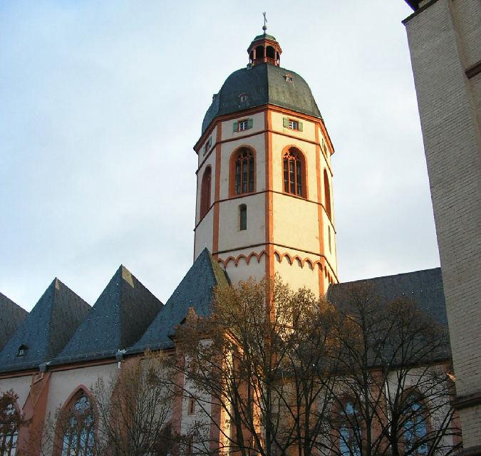 St Stephan Kirchturm