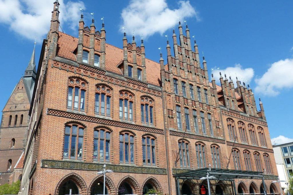 Heiraten im Standesamt Hannover im alten Rathaus.