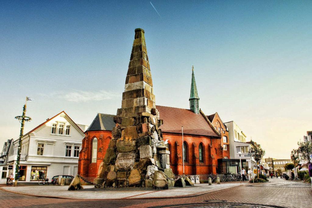 Kirche auf Norderney - Kirchliche Hochzeit in Norderney