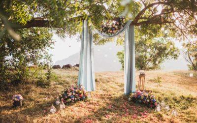 Die 10 schönsten Stile für eure Hochzeitsdeko