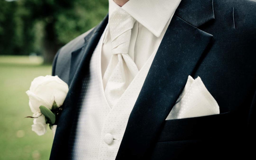 Hochzeit – Krawatte oder Fliege?