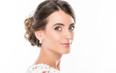 Brautfrisuren für dünnes Haar
