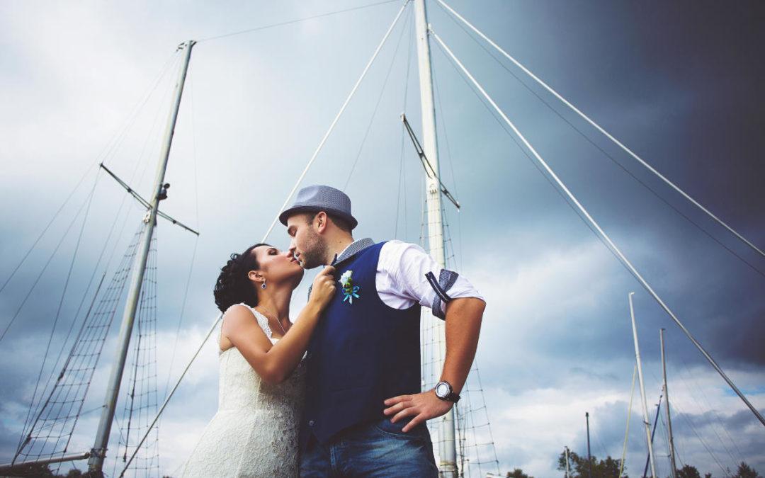 Hochzeitsdeko Maritim
